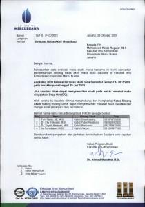 surat evaluasi2009